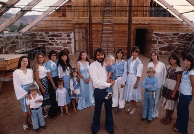 Alex Joseph, wives, and children